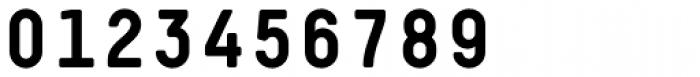 Decima Mono Pro Bold Font OTHER CHARS