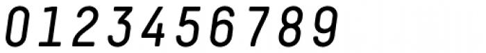 Decima Mono Pro Italic Font OTHER CHARS