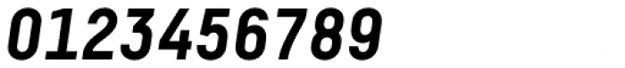 Decima Pro A Bold Oblique Font OTHER CHARS