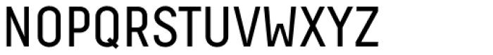 Decima Pro A Font UPPERCASE