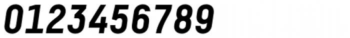 Decima Pro Bold Italic Font OTHER CHARS