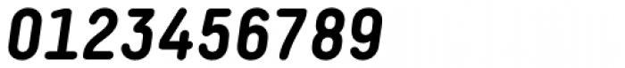 Decima Round Bold Italic Font OTHER CHARS