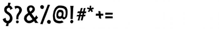 Deckhouse Regular Font OTHER CHARS