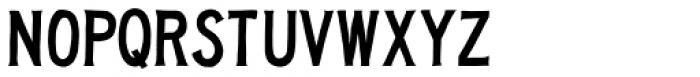 Deckhouse Regular Font UPPERCASE