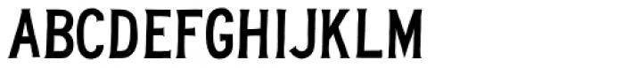 Deckhouse Regular Font LOWERCASE