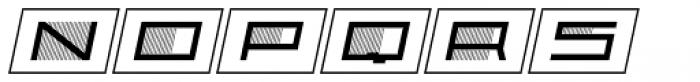 Deco Drop Caps Oblique JNL Font LOWERCASE