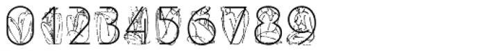 DecoAkt Light Font OTHER CHARS