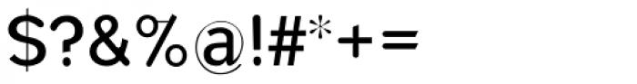Decon Struct EF Medium Font OTHER CHARS