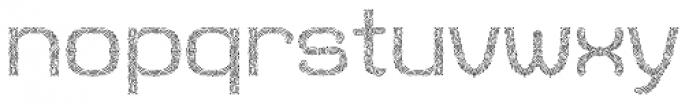 Decora Two Font LOWERCASE