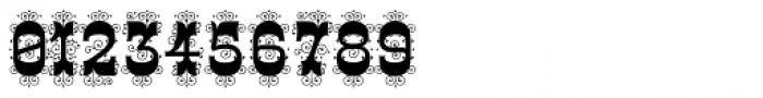 Decorata Fancy Font OTHER CHARS