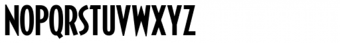Decotura ICG Font UPPERCASE