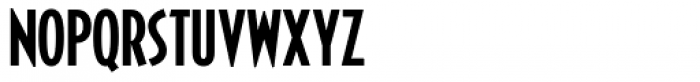 Decotura ICG Font LOWERCASE