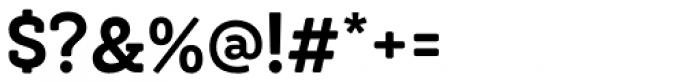 Decour Soft Black Font OTHER CHARS