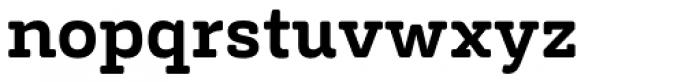 Decour Soft Black Font LOWERCASE