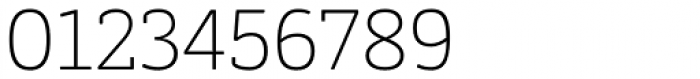 Decour Soft Ultralight Font OTHER CHARS