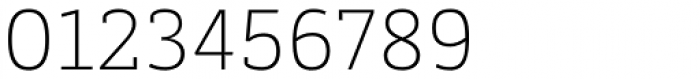Decour Ultralight Font OTHER CHARS