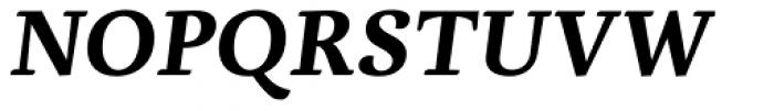 Dederon Bold Italic Font UPPERCASE