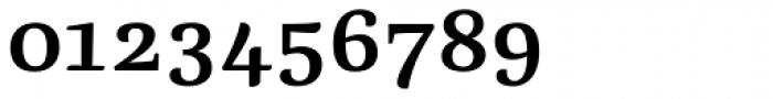 Dederon SemiBold Font OTHER CHARS
