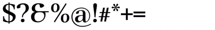 Dedica Font OTHER CHARS