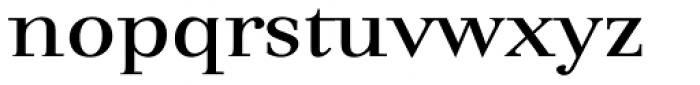 Dedica Font LOWERCASE