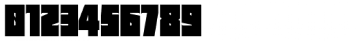 Deep Rising Font OTHER CHARS