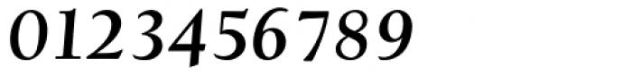 Deepdene BQ Bold Italic Font OTHER CHARS