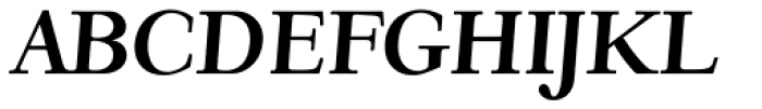 Deepdene BQ Bold Italic Font UPPERCASE