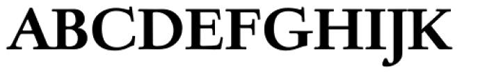 Deepdene BQ Bold Font UPPERCASE