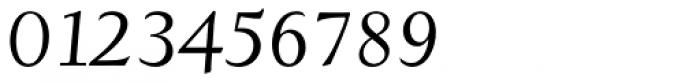 Deepdene BQ Italic Font OTHER CHARS
