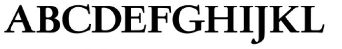 Deepdene URW Bold Font UPPERCASE