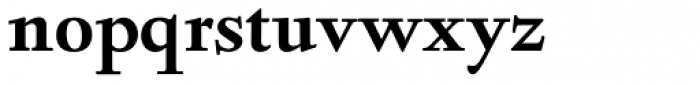 Deepdene URW Bold Font LOWERCASE