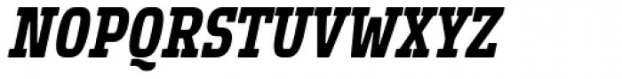 Defender 22 Bold Italic Font UPPERCASE
