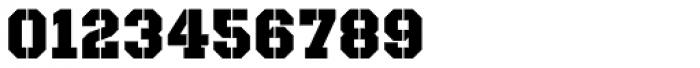 Defense Black Font OTHER CHARS