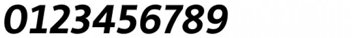 Deja Rip Bold Italic Font OTHER CHARS