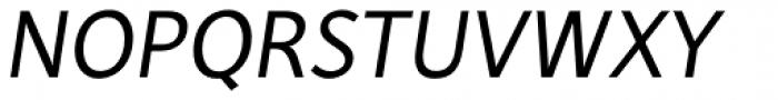 Deja Rip Italic Font UPPERCASE