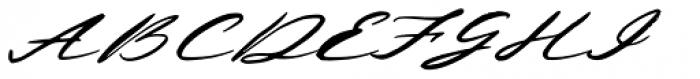 Deja Vu Clean Font UPPERCASE