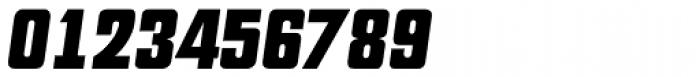 Deko Display Serial Bold Italic Font OTHER CHARS