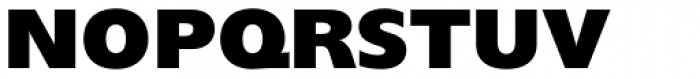Delargo DT Black Font UPPERCASE