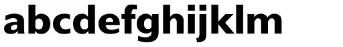 Delargo DT DemiBold Font LOWERCASE