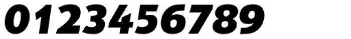 Delargo DT Informal Black Italic Font OTHER CHARS