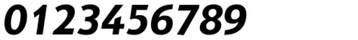 Delargo DT Informal Bold Italic Font OTHER CHARS