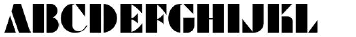 Delaware Pro AOE Font UPPERCASE