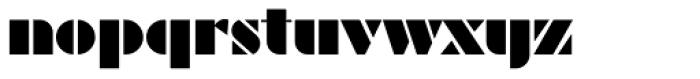 Delaware Pro AOE Font LOWERCASE