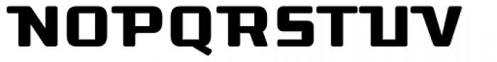 Deli Supreme Font UPPERCASE