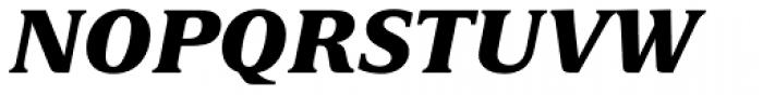 Delima MT ExtraBold Italic Font UPPERCASE