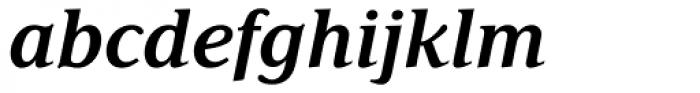 Delima MT SemiBold Italic Font LOWERCASE