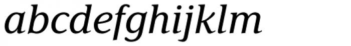 Delima Pro Italic Font LOWERCASE