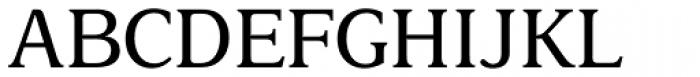 Delima Pro Regular Font UPPERCASE
