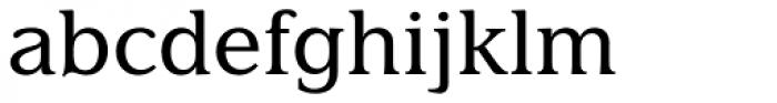 Delima Pro Regular Font LOWERCASE