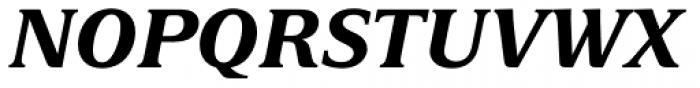 Delima Std Bold Italic Font UPPERCASE